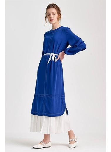 Vivencia Piliseli Trend   Elbise Saks